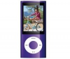 APPLE iPod nano 8 GB fialový (5G) (MC034QB/A) - videokamera - rádio FM - NEW + Slúchadlá EP-190