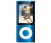 APPLE iPod nano 8 GB modrý (5G) (MC037QB/A) - videokamera - rádio FM - NEW + Slúchadlá EP-190