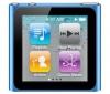 APPLE iPod nano 8 GB modrý (6.generácia) - NEW + Nabíjačka IW200 + Slúchadlá a-JAYS Two - čierne glossy