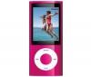 APPLE iPod nano 8 GB ružový (5G) - videokamera - rádio FM - NEW + Slúchadlá HOLUA S2HLBZ-SZ - strieborné