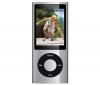 APPLE iPod nano 8 GB strieborný - videokamera - rádio FM - NEW + Slúchadlá HOLUA S2HLBZ-SZ - strieborné