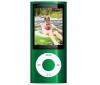 APPLE iPod nano 8 GB zelený (5G) (MC040QB/A) - videokamera - rádio FM - NEW + Slúchadlá HOLUA S2HLBZ-SZ - strieborné