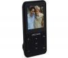 ARCHOS MP3 prehrávač 18 Vision - 4 GB  + USB nabíjačka - biela  + Slúchadlá Gelly biele + Rozdeľovací kábel pre slúchadlá alebo reproduktory