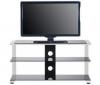 ATECA TV stolík Caprice AT417BP334 biely lakovaný