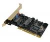 AUZENTECH Audio karta 5.1 X-Studio - PCI + Čistiaci stlačený plyn viacpozičný 252 ml + Zásobník 100 navlhčených utierok