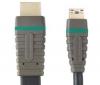 BANDRIDGE Kábel HDMi samec/mini samec (2m)