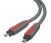 BELKIN Kábel FireWire 4 vývody samec / samec - 1,8 m (CF1200aed06)