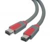BELKIN Kábel FireWire 6 vývodov samec / samec - 1,8 m (CF1000aed06)