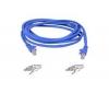 BELKIN Kábel RJ-45 samec / samec - 1 m, modrý (CNP6LS0aed1M)