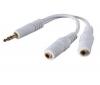 BELKIN Rozdeľovací kábel pre slúchadlá alebo reproduktory