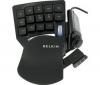 BELKIN Speedpad Nostromo N52TE + Flex Hub 4 porty USB 2.0 + Zásobník 100 navlhčených utierok