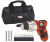 Akumulátorový skrutkovač PP360LNH9 + 13 nástavcov+ prepravná taška
