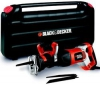 BLACK & DECKER Píla chvostovka 1050W RS1050EK + Bezpečnostná sada