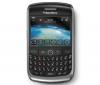 BLACKBERRY Curve 8900 + Čierne kožené púzdro šetric displeja