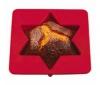 BODUM Silikónová červená forma na kolác (22.9 x 20 cm) - 103635.334