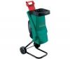 BOSCH Drvic vetiev 2200 W AXT Rapid 2200 + Záhradný vozík na kolieskach a s poklopom, objem 80 litrov PRCARJ