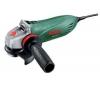 BOSCH Uhlová brúska jednoručná PWS 720-115 + Kožené záhradné rukavice 570-20 - veľkosť 9/L