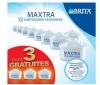 BRITA Balícek 12 filtracných náplní Maxtra z coho 3 zdarma - L07324