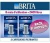 BRITA Balícek 2 náplňe On tap L12502