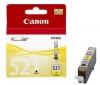 CANON Atramentová náplň  CLI-521Y - Žltá