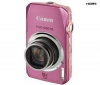 CANON Digital Ixus  1000 HS - rose + Pamäťová karta SDHC 8 GB + Púzdro Pix Compact + Mini trojnožka Pocketpod