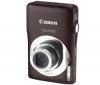 CANON Digital Ixus  105 hnedý + Ultra Compact PIX leather case + Pamäťová karta SDHC 8 GB + Kompatibilná batéria NB6L