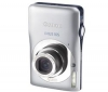 CANON Digital Ixus  105 strieborný + Ultra Compact PIX leather case + Pamäťová karta SDHC 8 GB