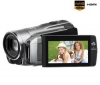 CANON HD videokamera Legria HF-M306 strieborná