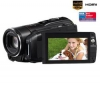 CANON HD videokamera Legria HF M31 + Brašna + Charger + Camcorder Battery compatible CANON for BP-808 + Pamäťová karta SDHC 16 GB