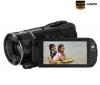CANON HD videokamera Legria HF S200 čierna  + Brašna + Pamäťová karta SDHC 16 GB + Câble HDMi mâle/mini mâle plaqué or (1,5m)