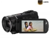 CANON HD videokamera Legria HF S200 čierna  + Brašna + Charger + Camcorder Battery compatible CANON for BP-808 + Pamäťová karta SDHC 16 GB