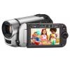 CANON Kamera Legria FS306 strieborná + Charger + Camcorder Battery compatible CANON for BP-808 + Pamäťová karta SDHC 8 GB + Čítačka kariet 1000 & 1 USB 2.0