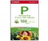 CANON Sada atramentová náplň - farebná + foto papier - 10x15 cm - 100 listov (EP-100)