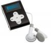 CLIP SONIC MP3 prehrávač MP103 1 GB čierny