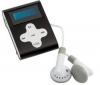 CLIP SONIC MP3 prehrávač MP103 1 GB čierny + USB nabíjačka - biela