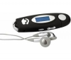 CLIP SONIC Prehrávač MP3 MP66 1 GB čierny