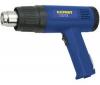 COGEX Teplovzdušná pištoľ 500736 + Sada 3 masiek proti prachu s kovovou príchytkou PRPROTMP3