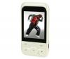 D-JIX MP3 prehrávač M450 4 GB biely