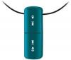DANE-ELEC MP3 prehrávač Music 2 GB modrý