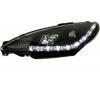 DAYLINE Svetlá LED SWP02GXB pre Peugeot 206 - čierne