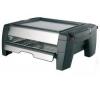 DELONGHI Elektrický gril BQ100 + Prenosná chladnicka KB-24CW