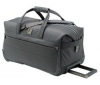 DELSEY Brillance Plus Trolley cestovná taška 2 kolieska 75cm sivá + Brillance Plus Kufor Trolley 2 kolieska 75cm šedý + Brillance Plus Kozmetická taška  21cm čierna