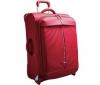 DELSEY Fiber Lite Trolley Kabínkový kufor 2 kolieska 50cm červený