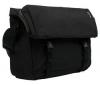 DELSEY ODC II rozšíriteľná taška 37cm čierna/hnedá