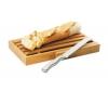 DOMOCLIP Bambusová doska na krájanie chleba MEN 32