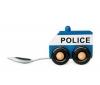 DONKEY PRODUCTS Detská lyžicka policajné auto