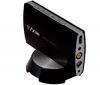 DVICO Skrinka mediaplayer TViX PvR R-2230 Ethernet/USB 2.0 (bez pevného disku) + Puzdro LArobe black/wasabi