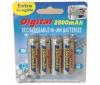 EFORCE Batéria NiMH LR6 (AA) 2600 mAh (balenie 4 ks)