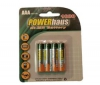 EFORCE Batérie NiMH LR03 (AAA) 1000 mAh (balenie 4 ks)