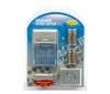 EFORCE Rýchla nabíjačka LR6(AA)/LR03(AAA) V1000 + 4 nabíjateľné batérie NiMH LR6 (AA) 2500 mAh + automobilový adaptér